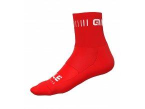 Cyklistické ponožky ALÉ STRADA Q-SKIN SOCKS