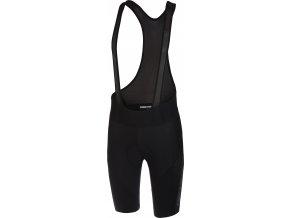 Castelli - pánské kalhoty Velocissimo Bibshort, black