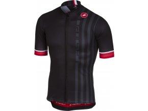 Castelli - pánský dres Podio Doppio, black