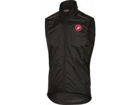 Castelli - pánská vesta Squadra Long, black