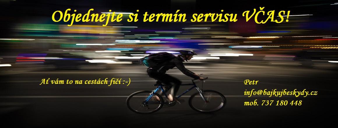 Cykloservis ByjkujBeskydy Trojanovice