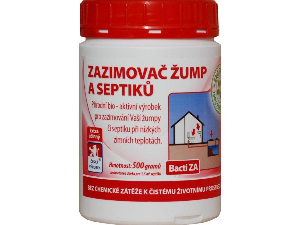 Bacti ZA - Zazimovač žump a septiků - 0,5kg