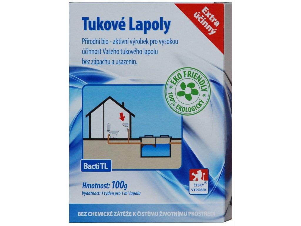 Bacti TL - Bakterie do Lapolů - 100g