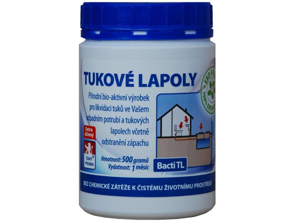 Bacti TL - bakterie do Lapolů - 0,5kg