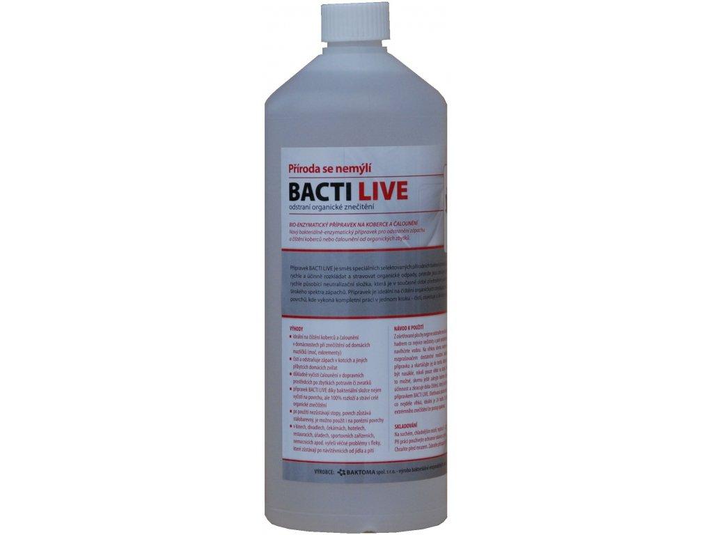Bacti LIVE - Bakterie na koberce a čalounění