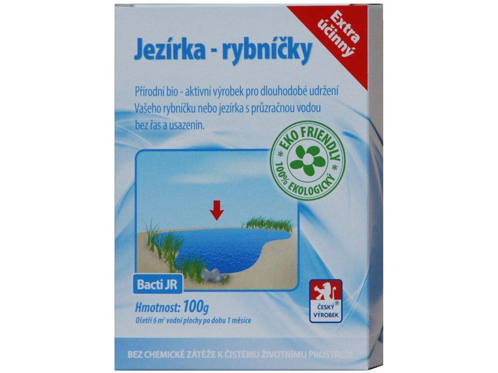 Bacti JR - Bakterie do jezírka - 100g