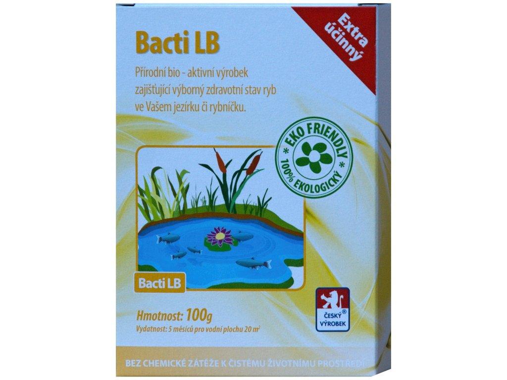 Bacti LB 100 g foto