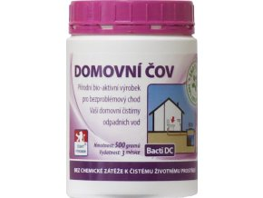 Bacti DC - Bakterie do ČOV - 0,5kg  + doprava zdarma od 300 Kč