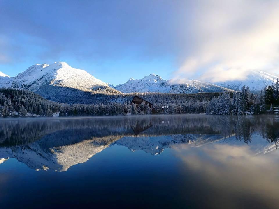 Známe neznáme jazero – Štrbské pleso v súčastnosti