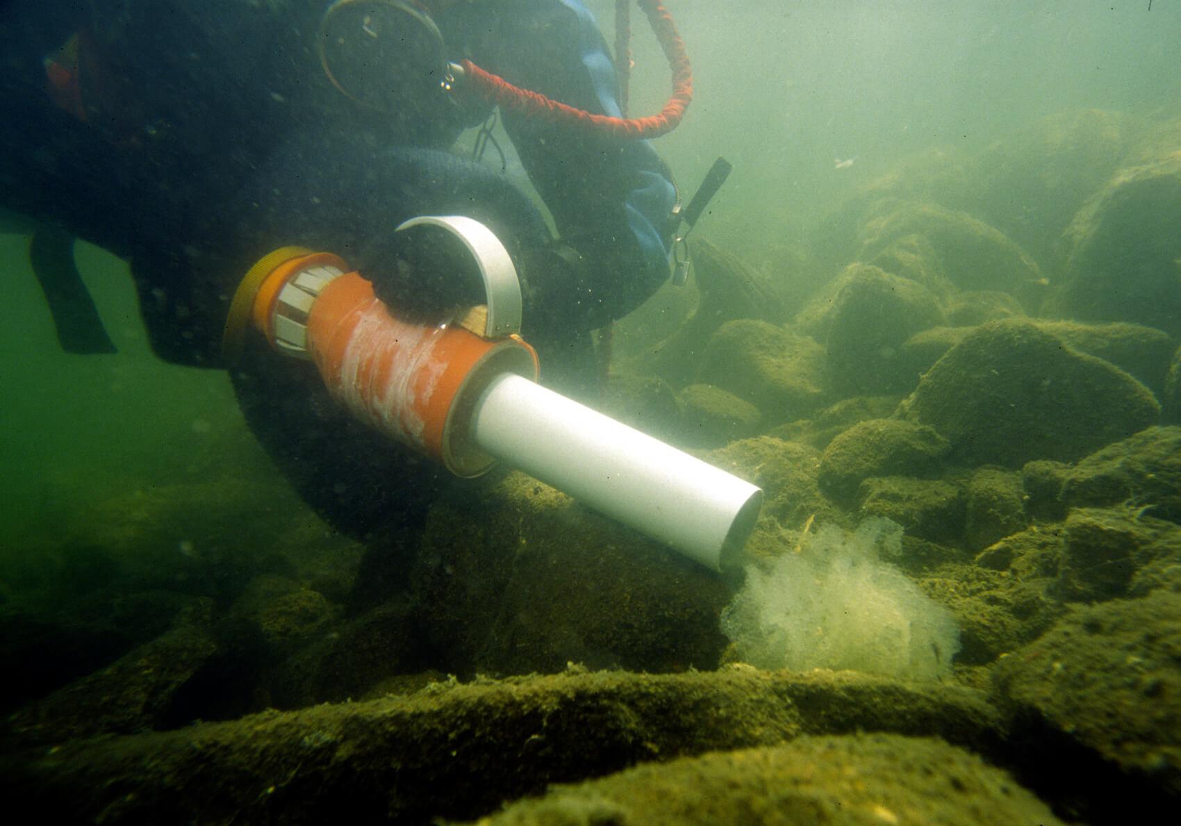 Známe neznáme jazero- ako odborníci pomohli zlepšiť prostredie pre síha marénu