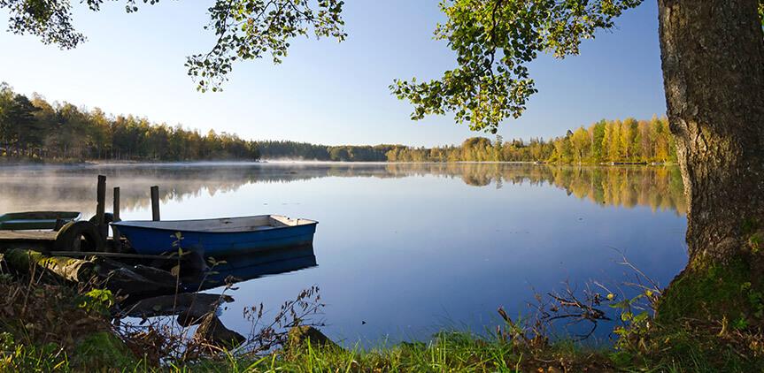 Ako PTP Plus zatočí s usadeninami na dne rybníkov a nádrží
