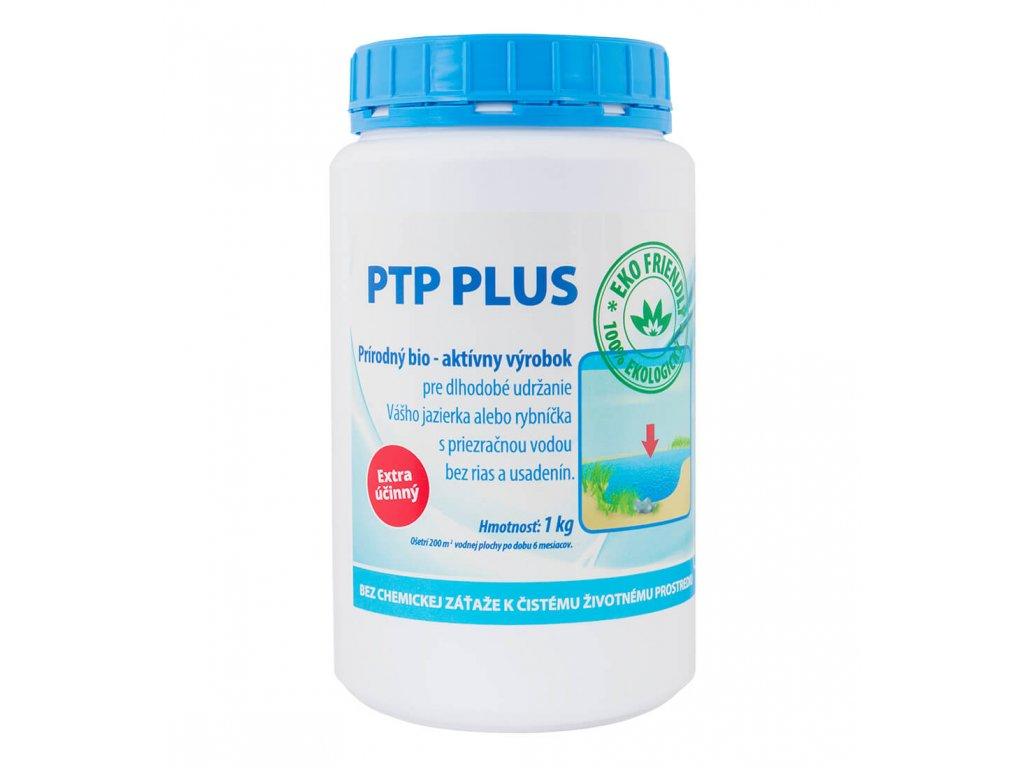 Baktérie do jazierka a rybníkov - PTP PLUS 1kg