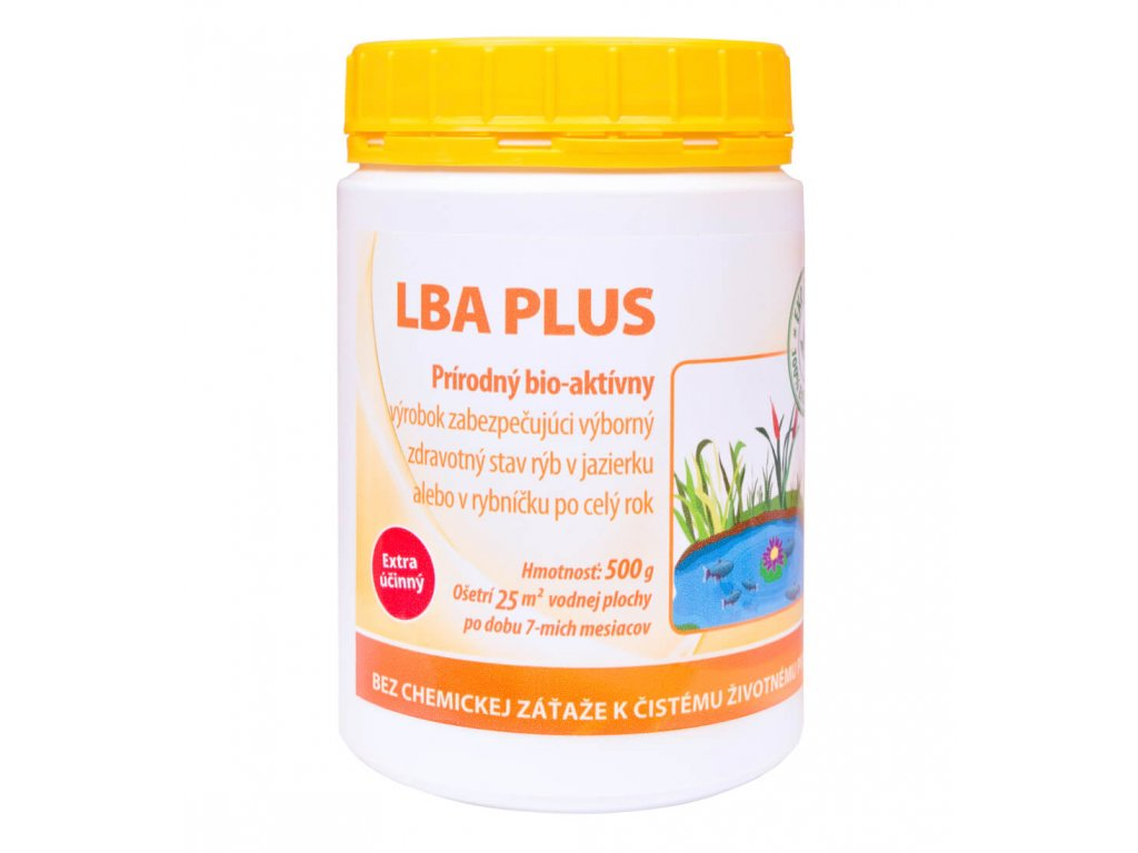 LBA PLUS - Laktobaktérie do jazierka - 0,5kg