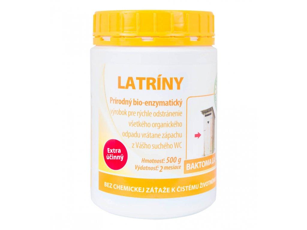 Baktoma LA - Baktérie do latríny - 0,5kg