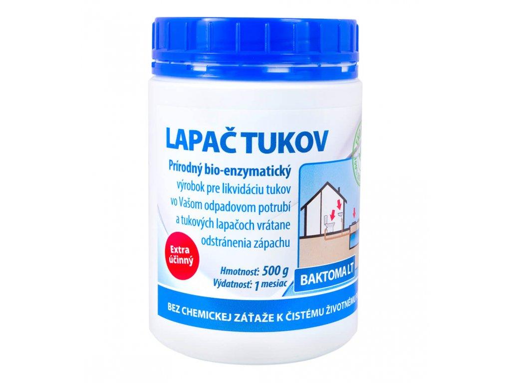 Baktérie pre rozklad tukov v sifónoch, potrubiach, tukových lapačoch - Baktoma TL 0,5kg
