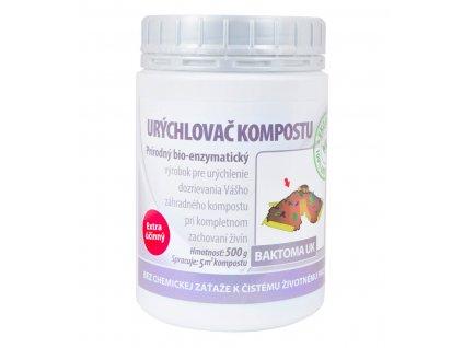 Baktérie do kompostu - Baktoma UK 0,5kg