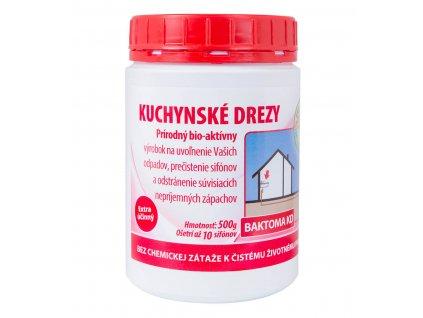 Baktoma KD - Baktérie do drezov - 0,5kg