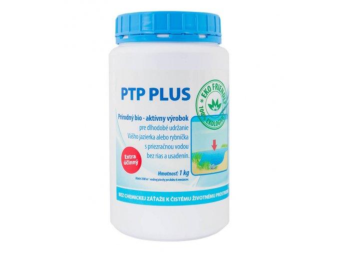 PTP PLUS - Baktérie do jazier a rybníkov - 1kg