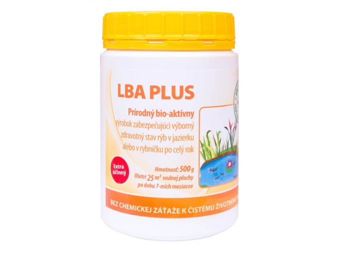LBA PLUS - Laktobaktérie do jazierka - 0,5kg