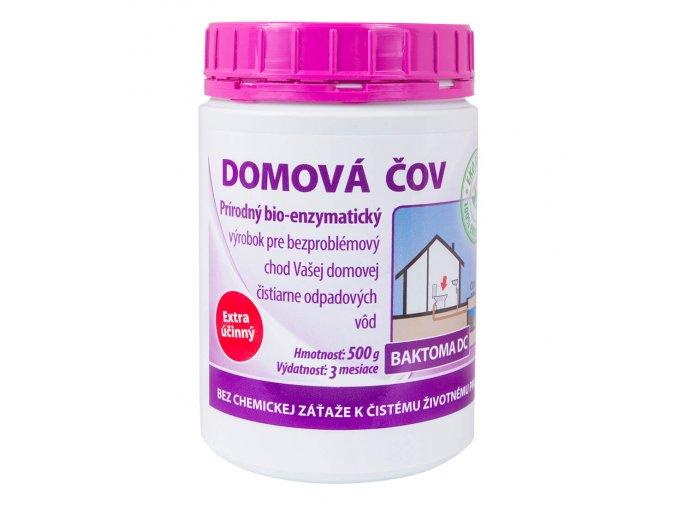 Baktoma DC - Baktérie do ČOV - 0,5kg