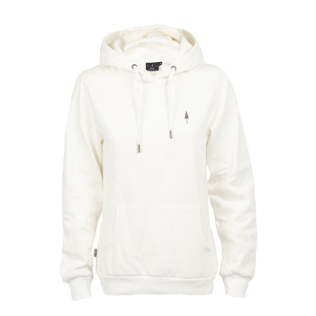 nikin treehoodie basic women raw