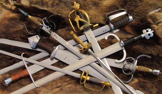 Nielo swords