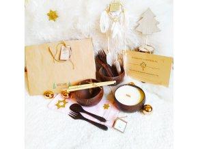 Vánoční balíček VOŇAVÝ BALI SET