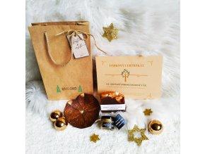 """Vánoční balíček """"VOŇAVÁ PÉČE"""""""