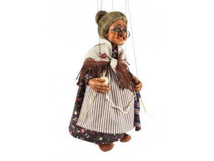 babicka pleteni