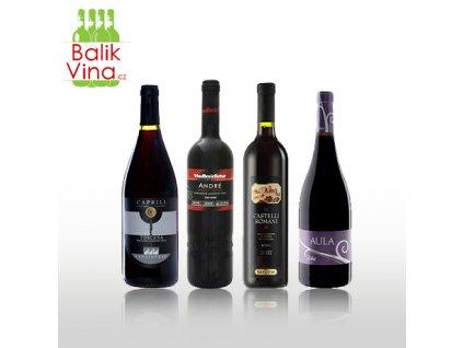 cervena vina