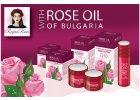 Kosmetika s růžovým olejem Regina Floris