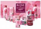 Kosmetika s růžovou vodou Rose Of Bulgaria