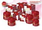 Kosmetika s arganovým a růžovým olejem Royal Rose
