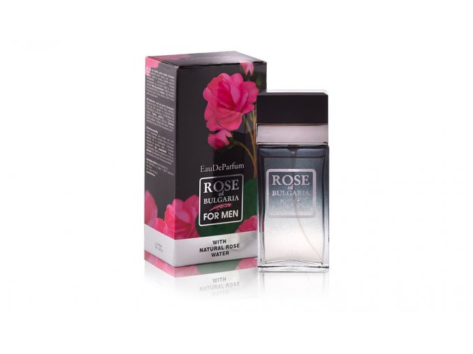 Eau de parfum men Rose of bulgaria