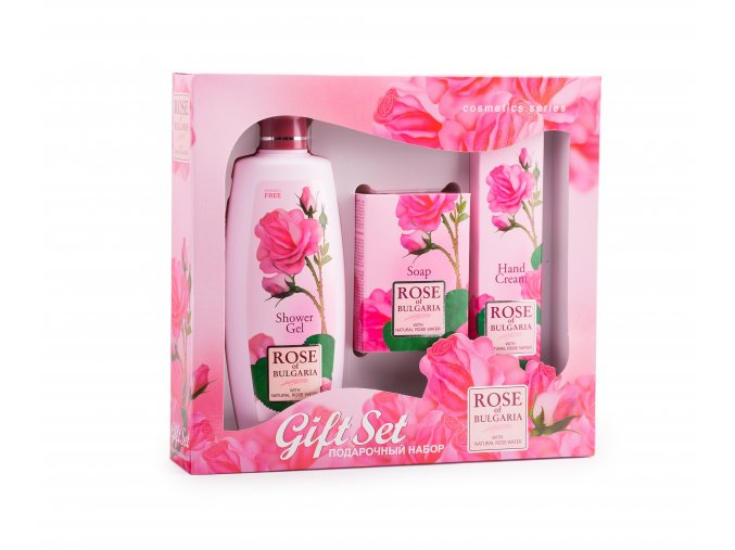 gift set shower gel
