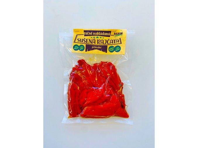 Sušená rajčata přírodní 180g