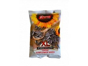 Slunečnicová semínka pečená neloupaná Kronos