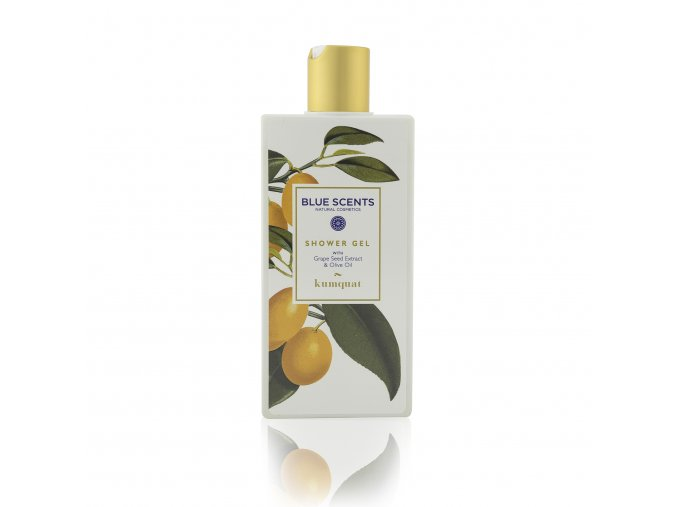 Blue Scents Sprchový gel, Kumquat (Kumkvat), 250ml