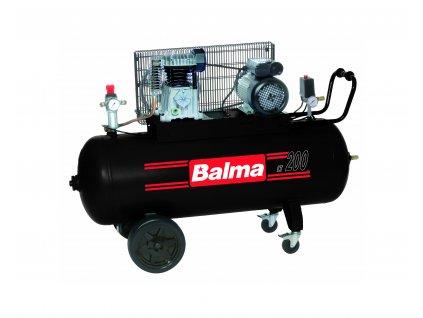 Vzduchovy kompresor Balma 200 NS12S 200 CM3 B