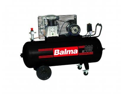 Pistovy-vzduchovy kompresor Balma 200 NS29S 200 CT4