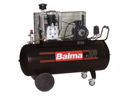 Pístový kompresor Balma 270 NS39 270 CT5,5 ořez