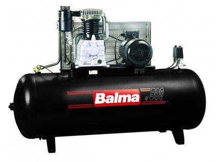 Pístový kompresor Balma 500 NS59S 500 FT 10