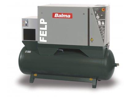 Odhlučněný kompresor se sušickou BALMA4116007152 FELP 500 1200 DRY