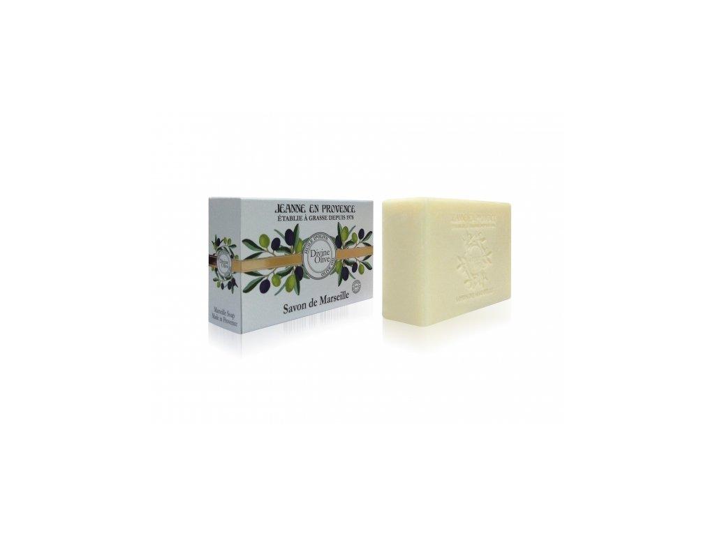Luxusní tuhé mýdlo Oliva 200 g