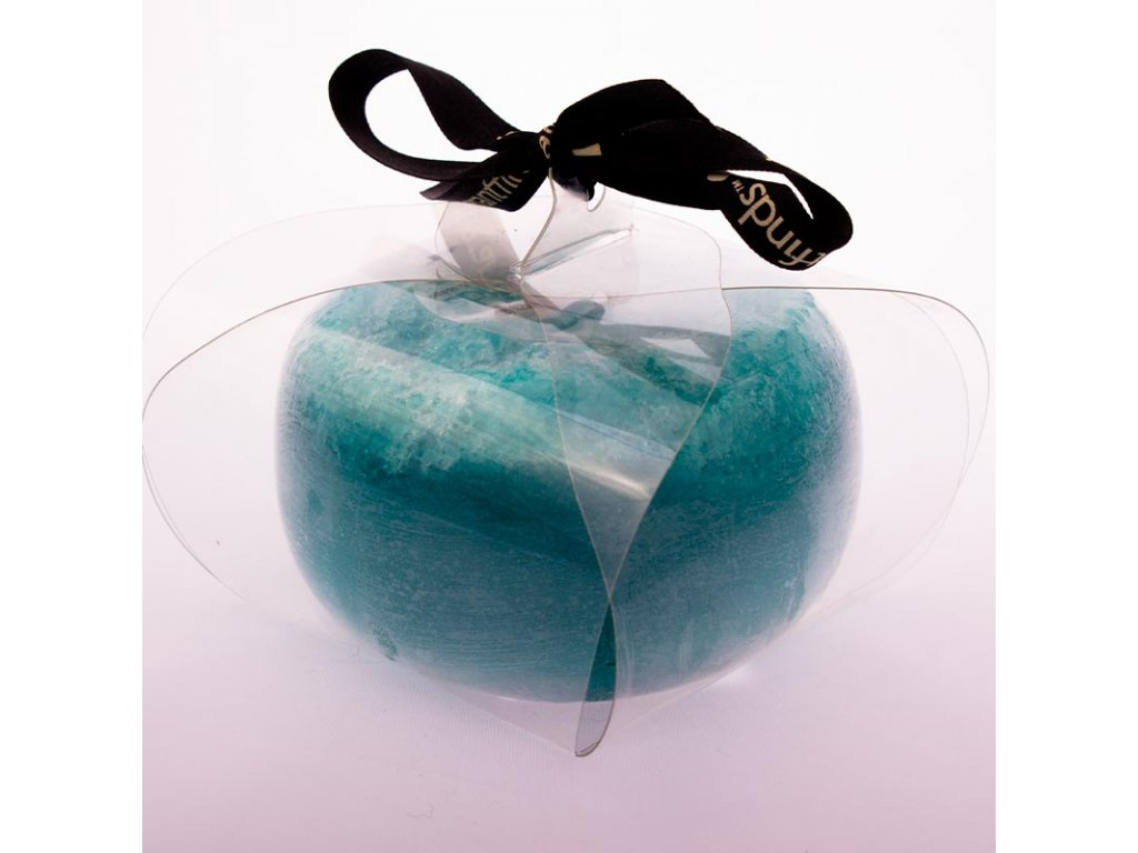 Fragrant luxusní masážní mýdlová houba - Blue Fragrant Finds, 200 g