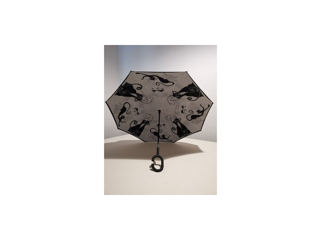 deštník kočky