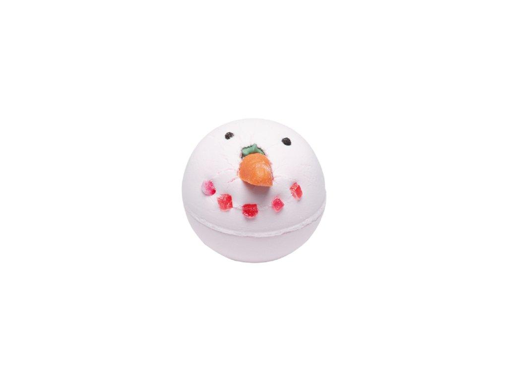 růžový sněhulák