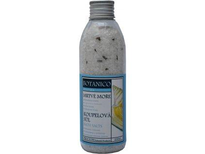Mrtvé moře koupelová sůl Botanico, 200 ml