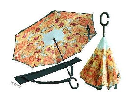 deštník otevřený