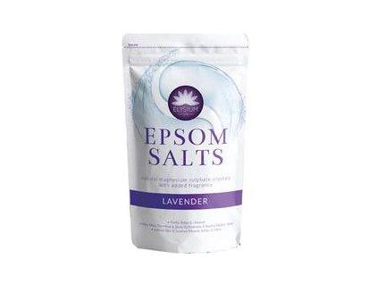 levandule sůl